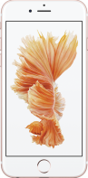 Imagen frontal de Apple iPhone 6S