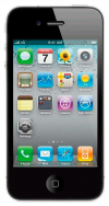 Imagen frontal de Apple iPhone 4